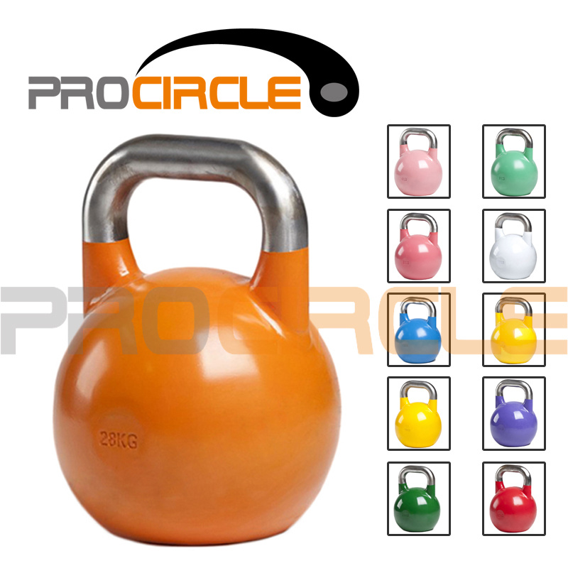 Crossfit Gym Equipment Steel Competition Kettlebell (PC-KB1033-1043)