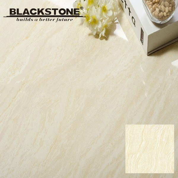 New Amazon Series Polished Porcelain Tile with Yellow Color (JY6001)