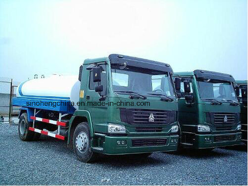 Hot Selling High Quality Sinotruk Watering-Cart 25m3 Zz1257m5247c pictures & photos