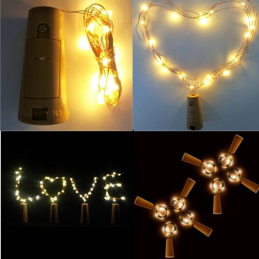 China diy copper wire led string lights wine bottles cork lights diy copper wire led string lights wine bottles cork lights keyboard keysfo Image collections