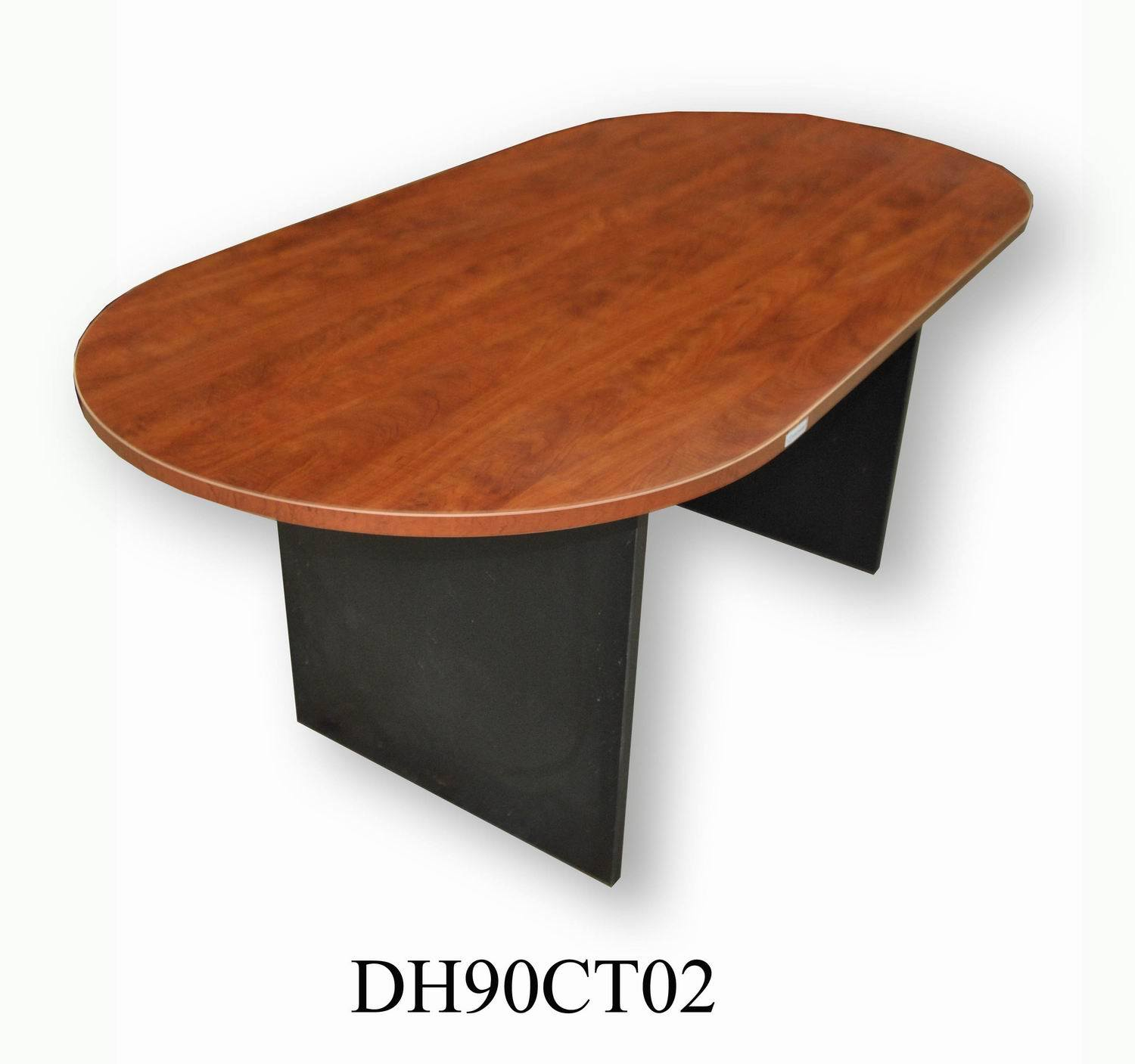 China Customized Office Furniture Rectangular Standing Height Office - Standing conference room table