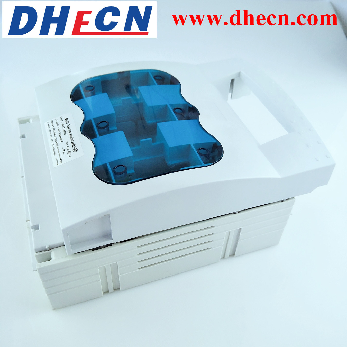 China Fuse Switch Disconnector Hr17b 160 30 160a 3p Type Between Disconnectors Load Switches And Circuit Isolating Isolation
