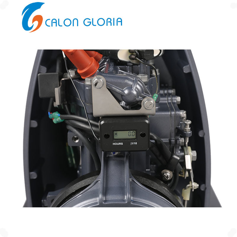 China 18HP Used Outboard Motors for Sale 2 Stroke Boat Motor