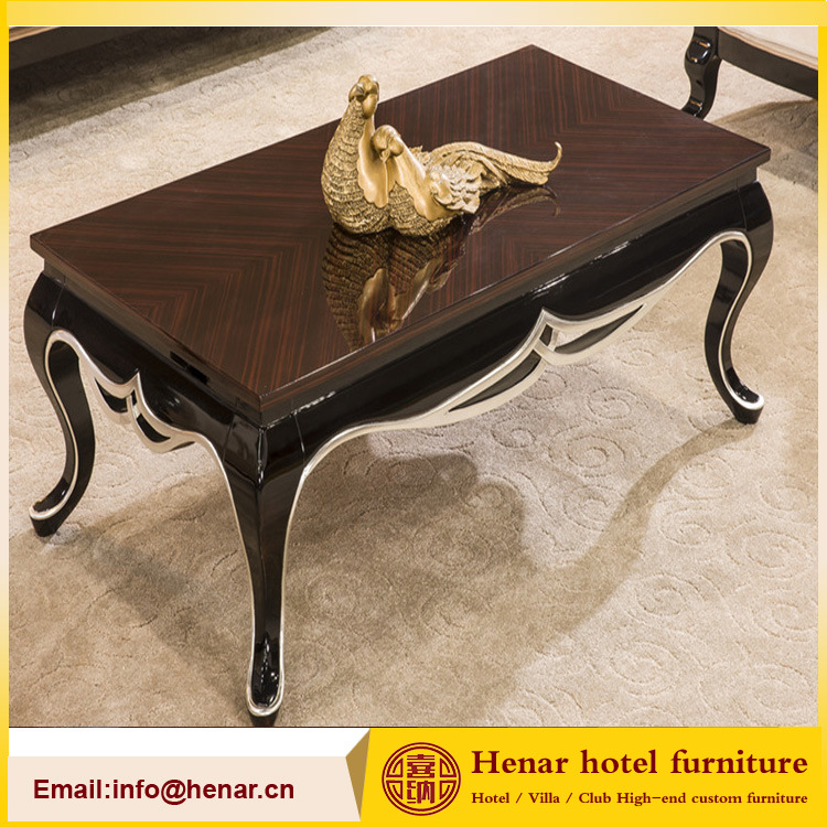 China High Quality Wooden Coffee Table