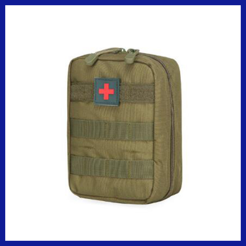 ARMY SMALL FIRST AID KIT /& POUCH MTP BTP CAMO SURVIVAL HIKING EMERGENCY FIELD