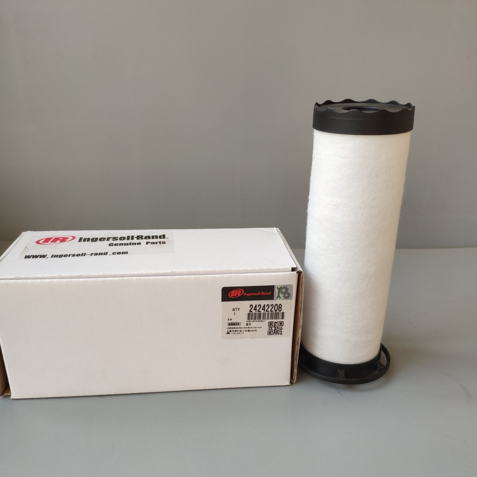 24242208 Ingersoll Rand Replacement Filter Element OEM Equivalent.