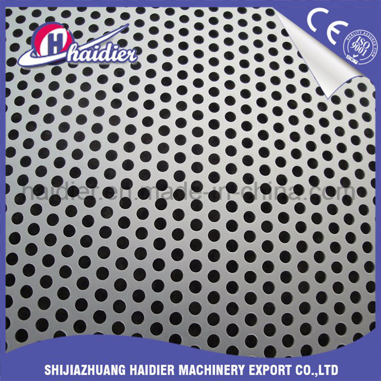China Perforated Metal Wire Mesh Sheets for Bakery Food Processing ...