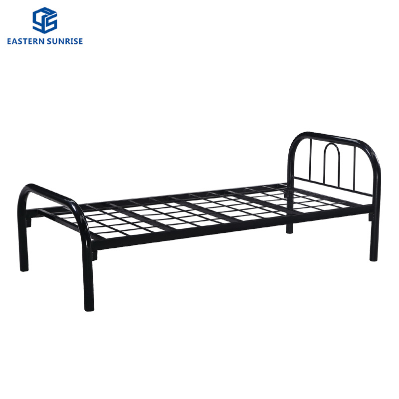 sale retailer 65176 49b57 [Hot Item] Hot Sale Durable Frame Modern Metal Single Bed/Iron Bed
