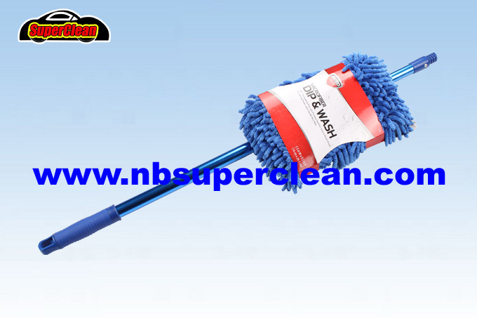 Telescopics Chenille Car Mop, Cleaning Mop (CN1186)