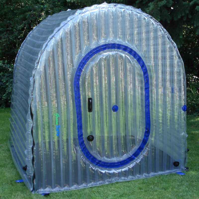 PVC Inflatable Greenhouse for Plant and Flower