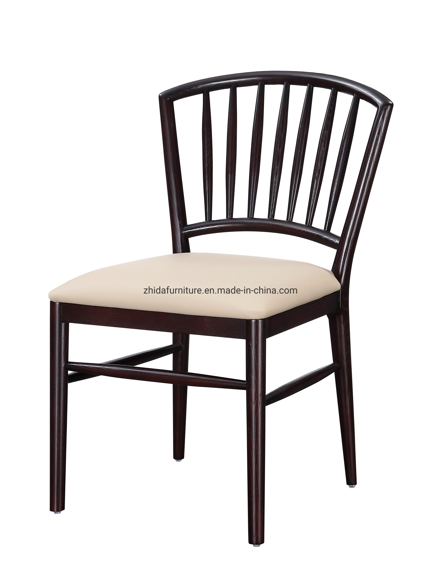 China Modern Design Solid Wood Table Chair For Dining Room Hotel Restaurant Cafe Coffee Shop China Modern Furniture Restaurant Chair