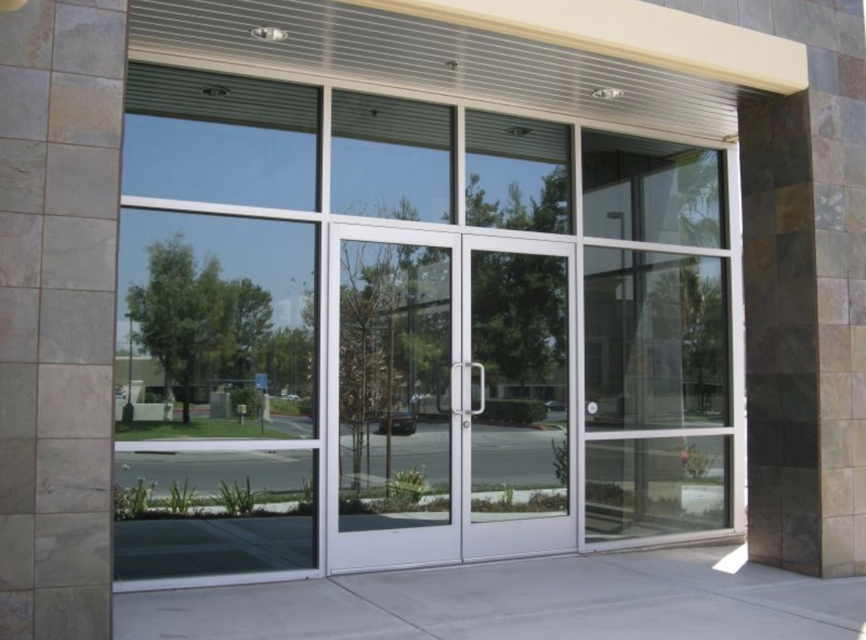 Storefront Windows And Doors [hot item] high quality customized commercial aluminum storefront doors and  windows