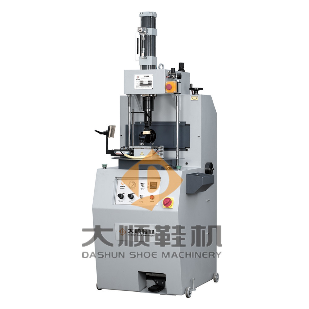 Ds-806 Fully Automatic Toe & Counter Pounding Machine for Shoe