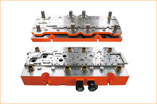High-Speed Mould for Shaded Pole Motor Lamination