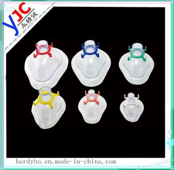 Item Face Reusable hot Silicone Cpr Medical Mask Oxygen