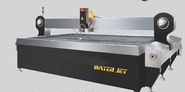 China Waterjet Cutting Machine (Water Jet) for Metal ...