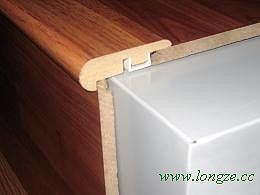 China Stair Nose As Laminate Flooring Accessory 55 1