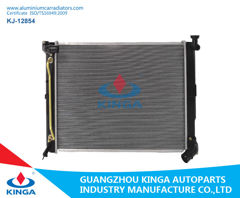 Cooling System Toyota Radiator for Alphard '04-08 at OEM No. 16041-28381