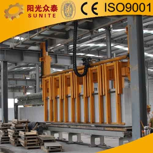 Aerated Concrete Block Equipment