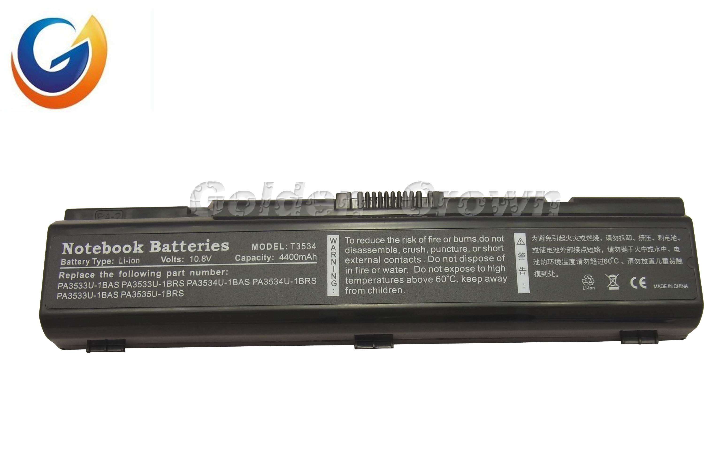 Batteria per toshiba Satellite A300-1IJ