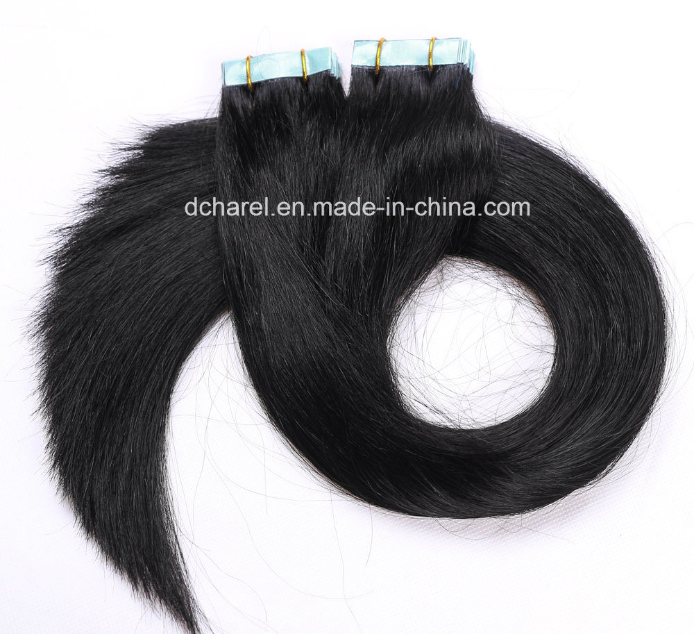 China Cheap Wholesale Double Sided Pu Tape Hair Extensions China
