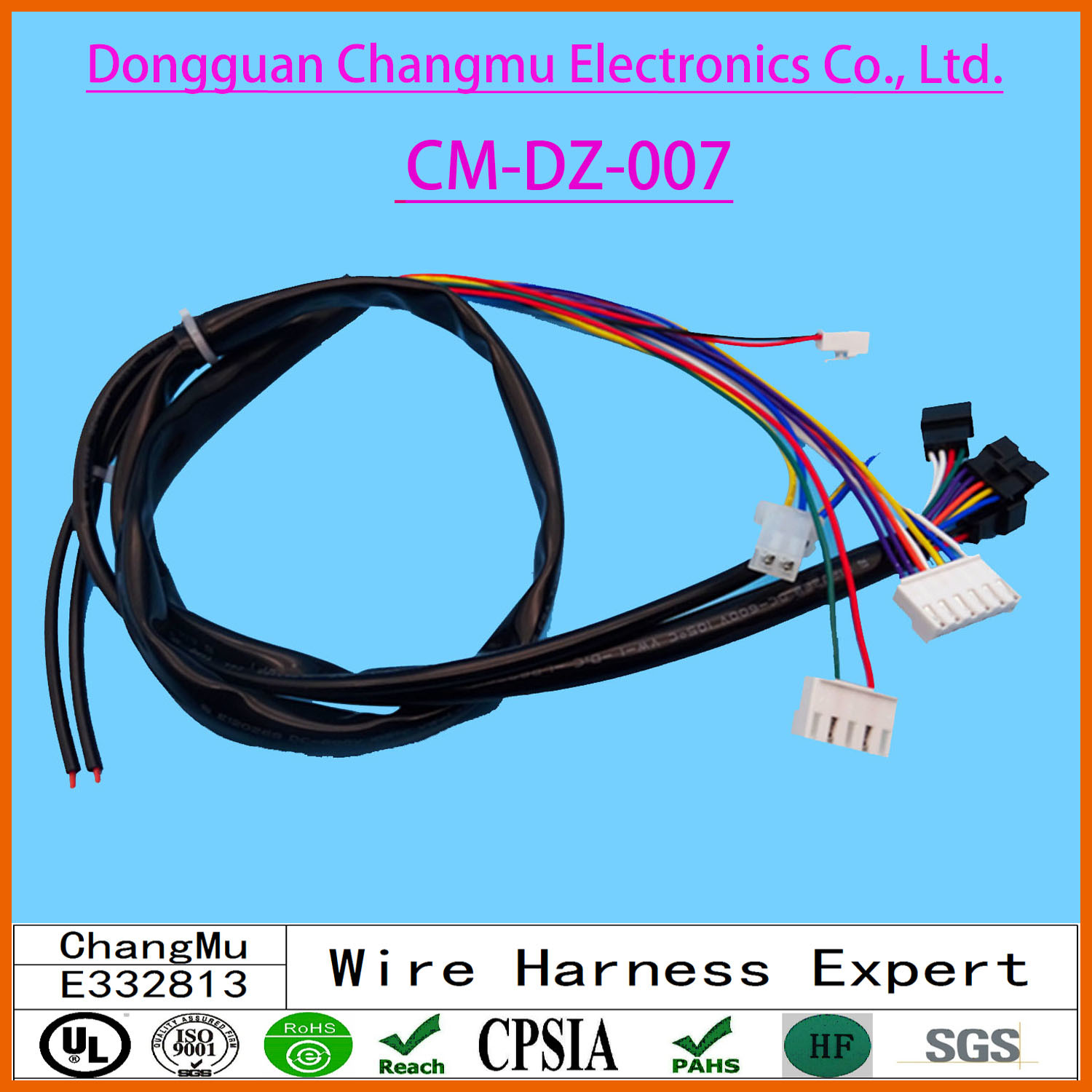 China Power Wire Harness, Power Wire Harness Manufacturers, Suppliers |  Made-in-China.com