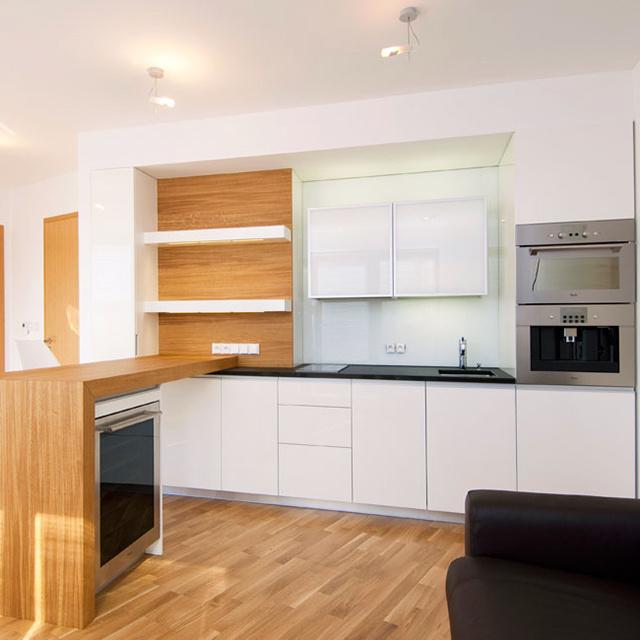 China Manufacturer Prefab Italian Kitchen Cabinet Cupboard Design - China Kitchen Cabinet, Kitchen Furniture