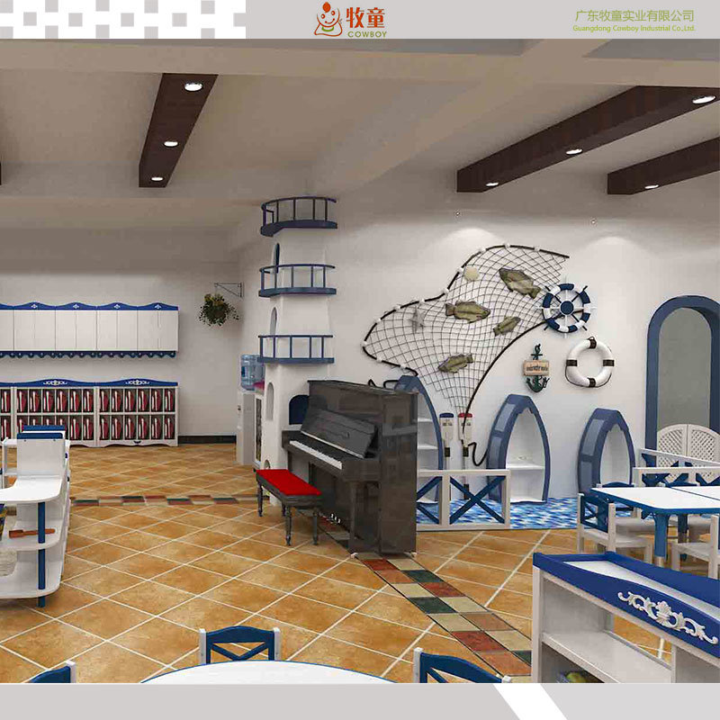 China Guangdong Children Furniture Whole Modern Kindergarten Nursery Preschool