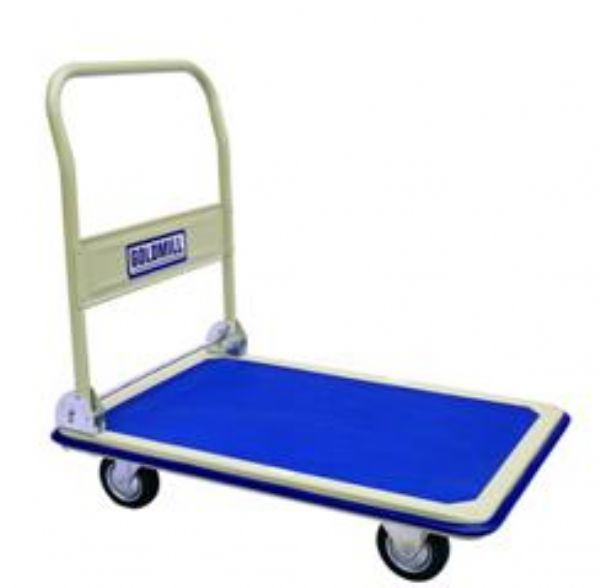 Heavy Duty Warehouse Folding Platform Hand Truck pictures & photos