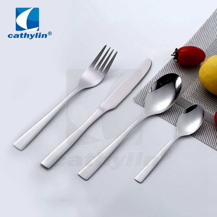 China Travel Edible 18 10 Stainless Steel Cutlery Home Goods Flatware China Fruit Knife And Cutlery Set Stainless Steel Price