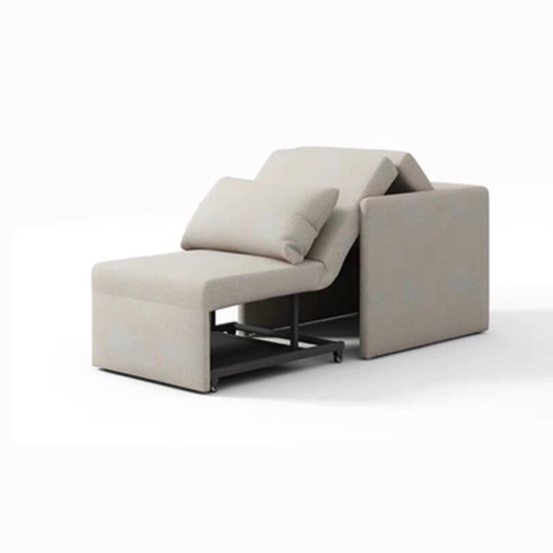 Pull Out Single Seat Sofa Bed