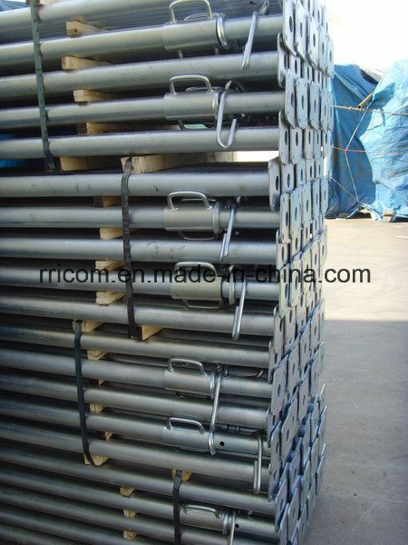 Galvainzed Light Type Scaffold Post Shorings for BS1139 /En74 Standard pictures & photos
