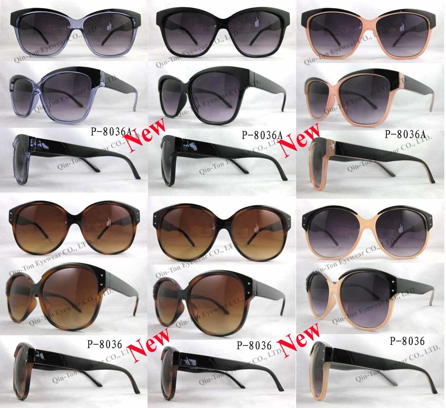 7c695974551 China Fashion and Hot Sell Sunglasses P-8036 8036A - China Sunglasses