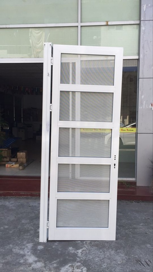 Aluminum Flyscreen Door pictures & photos