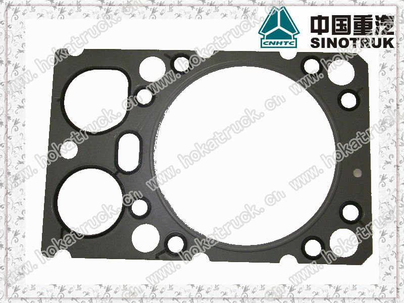 China Sinotruk HOWO Truck Engine Parts Cylinder Head Gasket ...