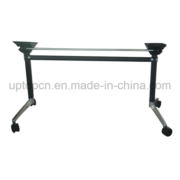 Hot Item Commercial Foldable Office Table Leg For Rectangle Sp Atl252