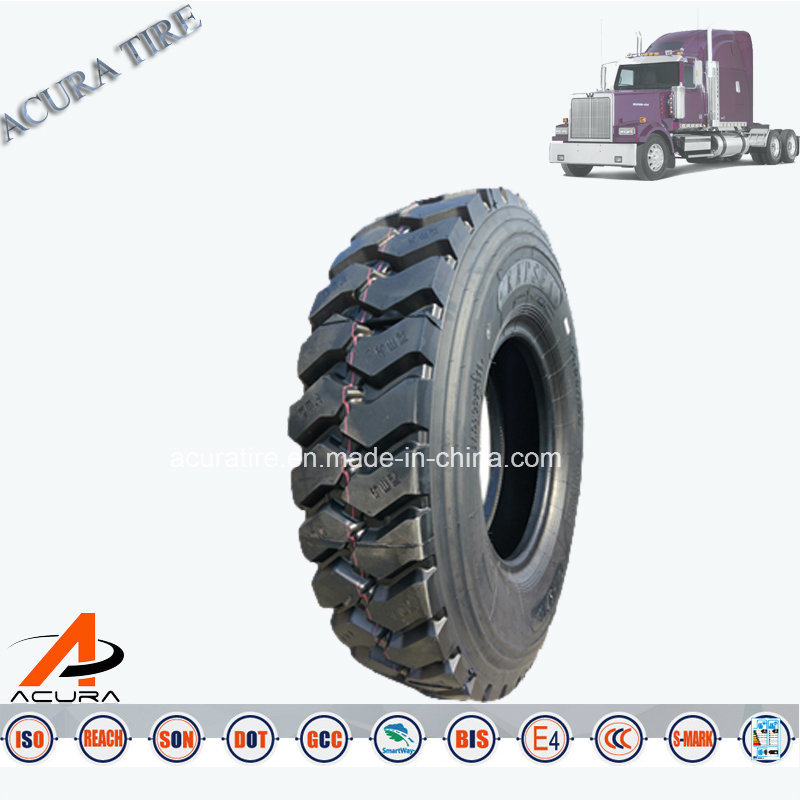 Heavy Duty Radial Tube Type Tire TBR Tire 12.00r20