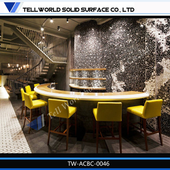 China Tw New Design Commercial Bar Counters Design for Home/Hotel ...