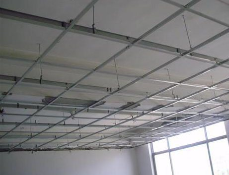 China Suspended Ceiling T Grids For The Pvc Ceiling