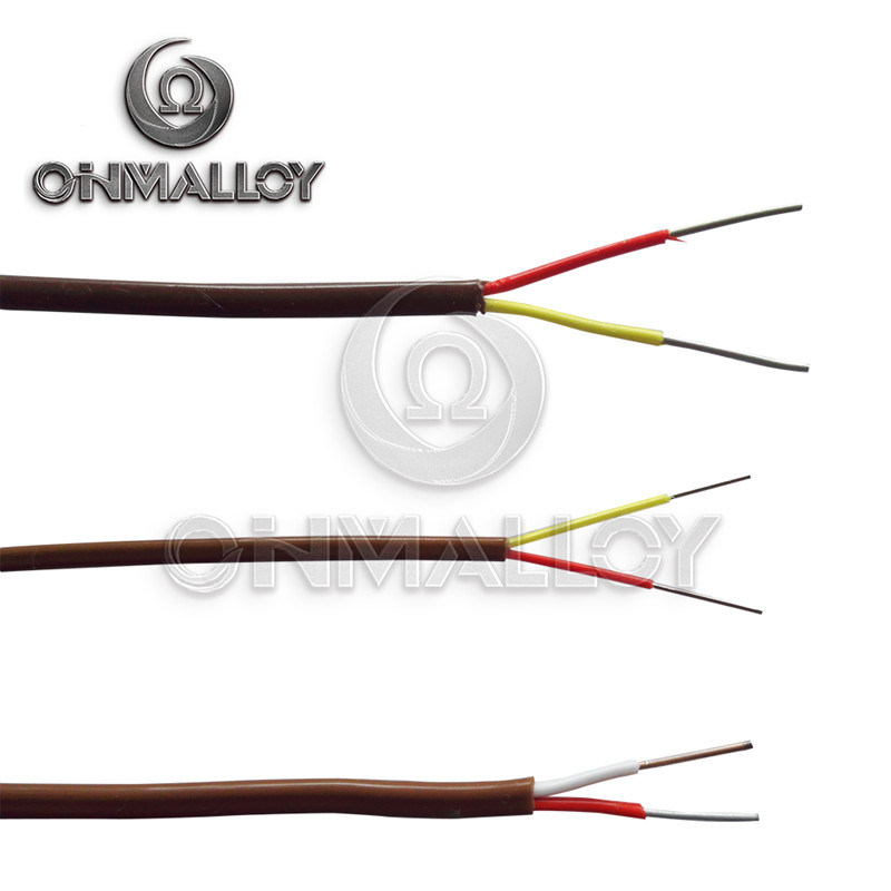 China Thermocouple Wire Type K 0.511mm Double Insulated for Pwht ...
