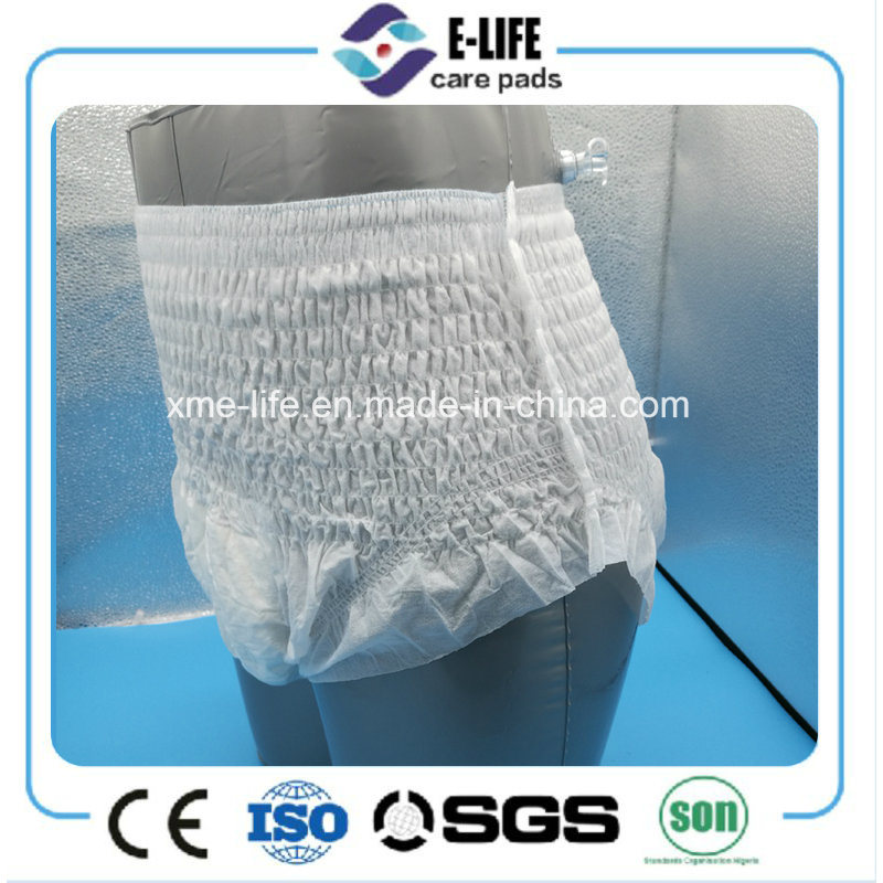 New V Crotch Pant Style XL Adult Diaper Pull up Manufacturer