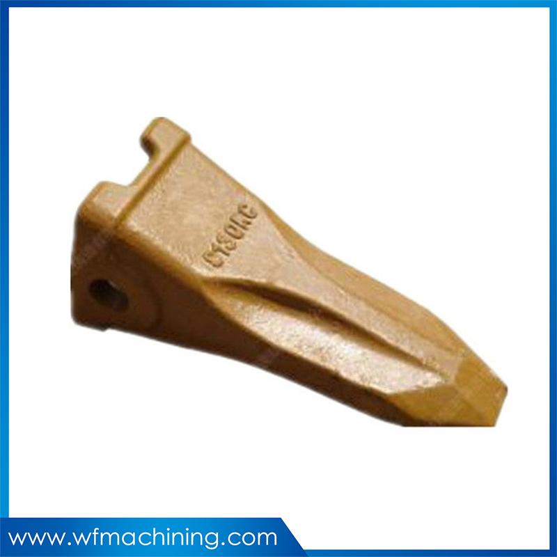 China Komatsu Excavator Digging Rock Bucketteeth/Tooth Forging of ...