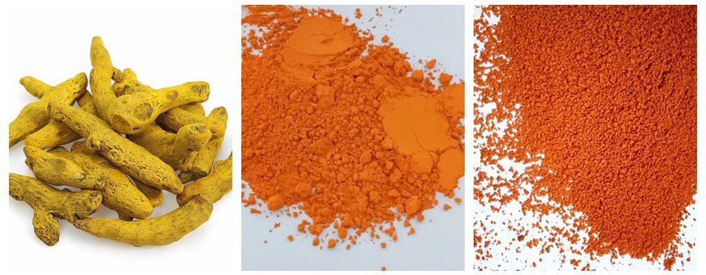 High Quality Turmeric Extract 100%