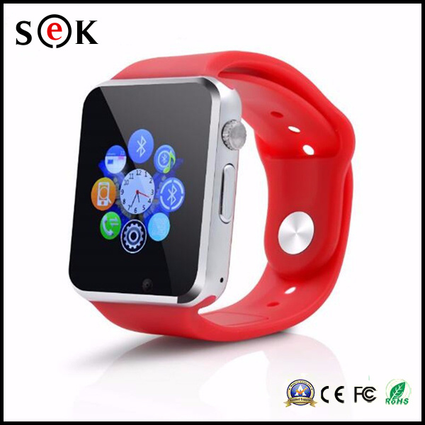 2016 Factory Wholesale GSM and TF Card Support A1 Smart Watch for Android and Ios Phones