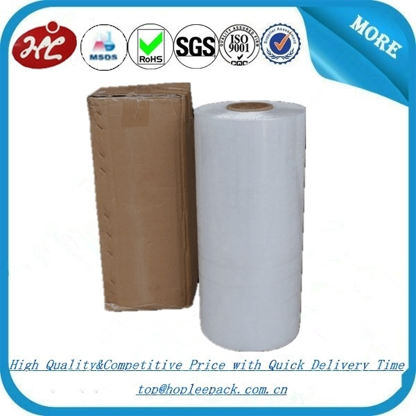 Factory Price Wholesale Transparent Machine PE Stretch Film pictures & photos
