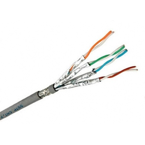 China SFTP Cat7 LSZH 600MHz High Speed LAN Broadband Internet Cable ...