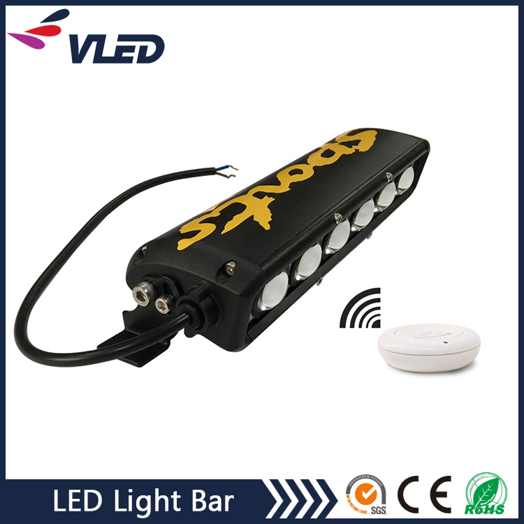 Hot Item New Products Single Row Led Light Bar Diy Led Driving Light Bar 4x4
