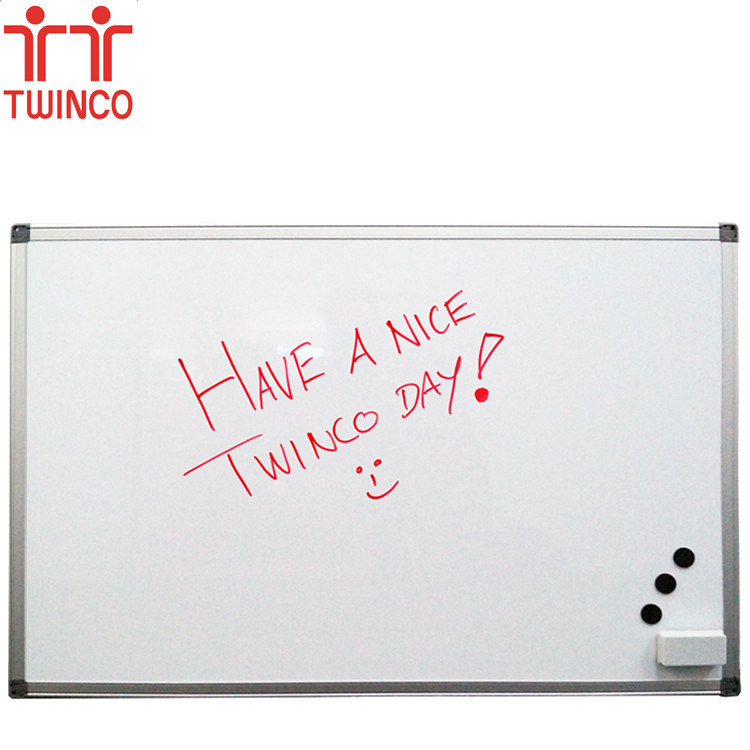 High Density Magnetic Whiteboard Frame Customized Writting Board