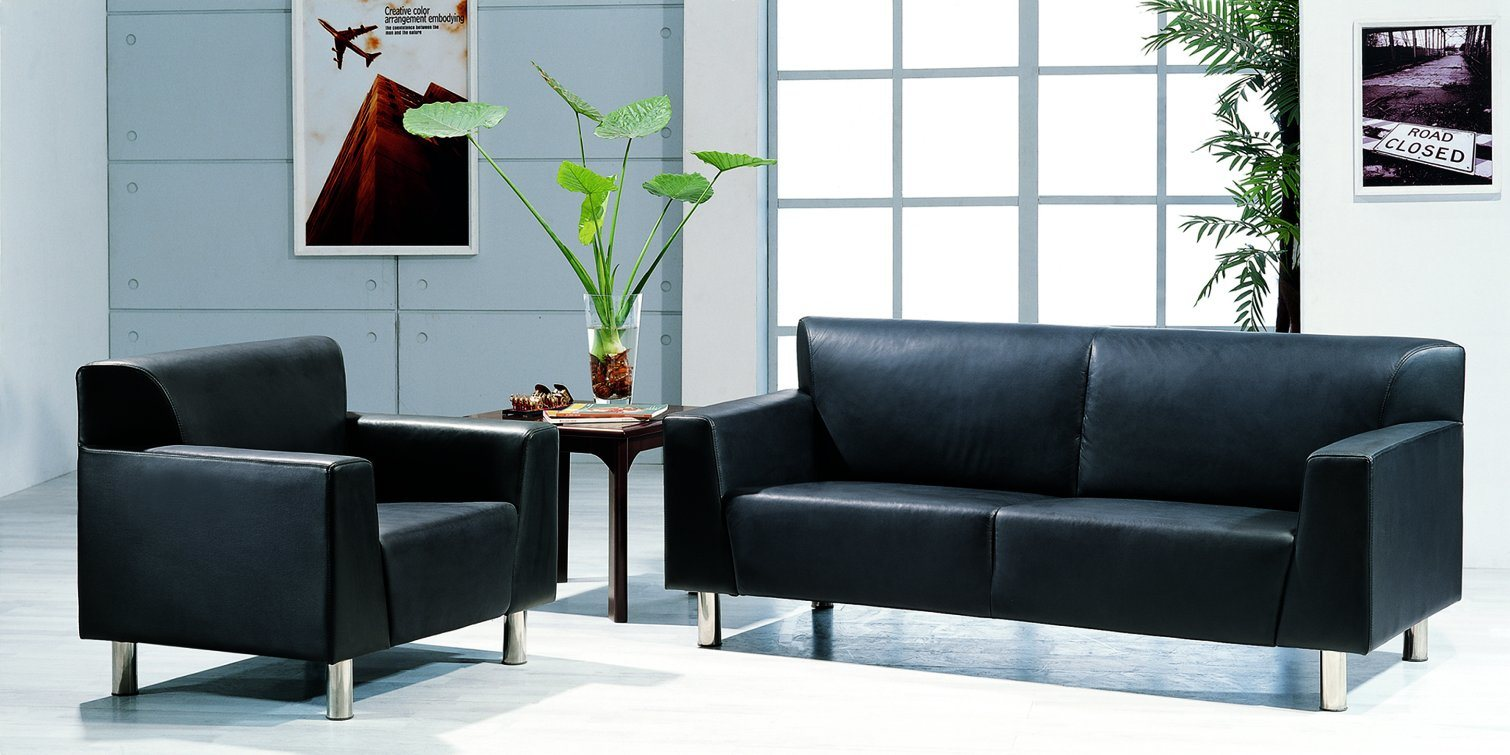 Furniture Executive Pu Genuine Leather