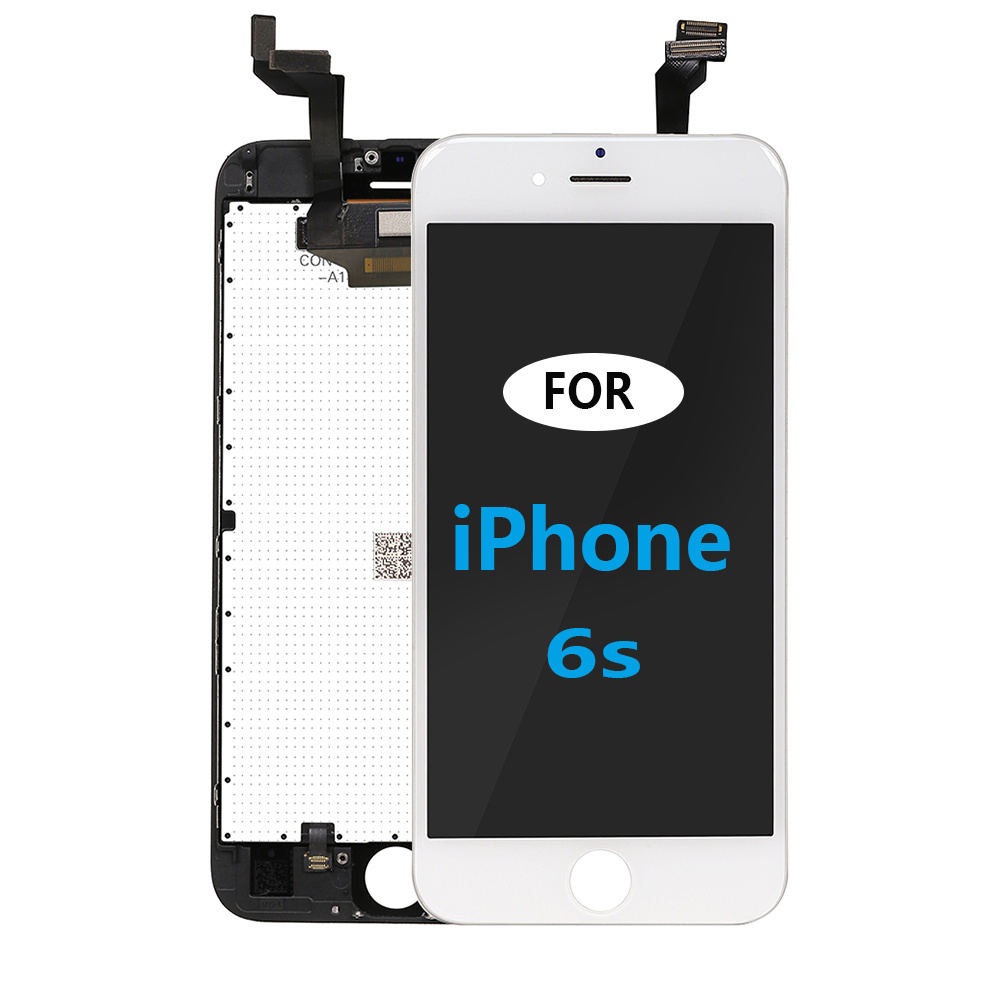Original Mobile Phone Spare Parts Replacement Assembly Touch Display Digitizer LCD Screen for iPhone 6 6s
